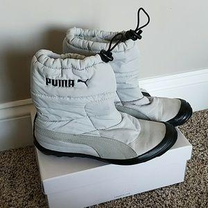 84a73327e97b50 Puma Shoes - Puma snow booties